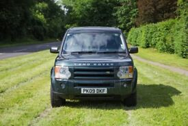 LAND ROVER DISCOVERY 3 - 1 PREV OWNER, FSH, 12 MONTH MOT, TOW BAR