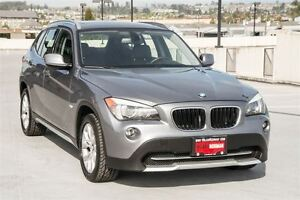 2012 BMW X1 $173 BI-WEEKLY Coquitlam location Call Direct 604-