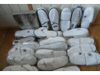 Brand New Hotel Slippers - Bargain Price 40 Pounds