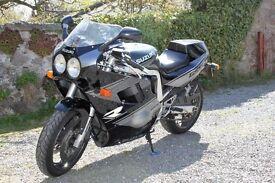 Suzuki GSXR1100L (Black/Grey)