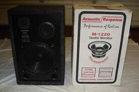 250w speaker - like new, boxed