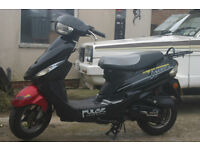 Baotian 50cc Scooter For Spares Or Repairs 2009