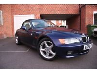 BMW Z3 with Full Service History and MOT