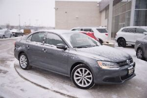 2013 Volkswagen Jetta Comfortline | Partial Power Seat Package