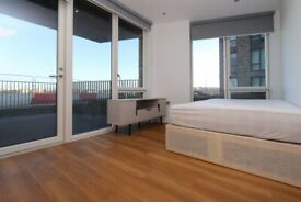 DISCOUNT ENDS IN MAY - Double Room to rent in London City Airport E16