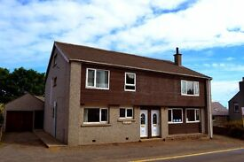 Auction sale of Investment Property : Calvyden, Finstown : Large house with 2 flats and workshop