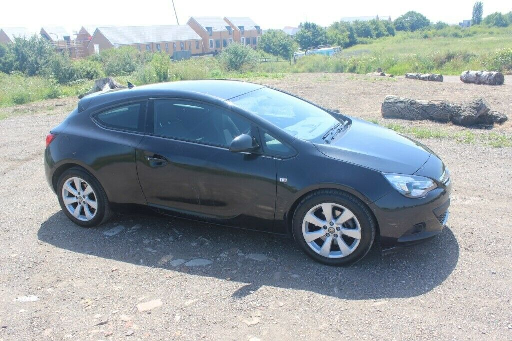 2015 Vauxhall Astra GTC 1.4 Petrol AUTOMATIC 1 yr MOT HPI ...