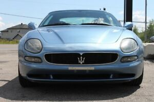 1999 Maserati 3200 GT BI-TURBO/MANUELLE/UNIQUE AU QUÉBECI!!!