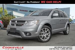 2015 Dodge Journey R/T AWD, 7 PASSENGER, LEATHER