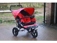 Double Buggy (Out N About Nipper V3)