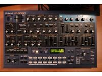 "Roland JP-8080 analogue modelling synth (6U - 19"" rack)"
