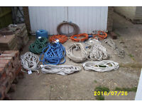 CARAVAN or BOAT – MAINS CABLE