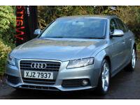 *Beautiful*2009 Model Audi A4 TDi SE 140BHP, Met. Grey, FSH, 12 Months Warranty