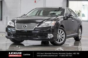 2011 Lexus ES 350 TOURING; CUIR TOIT 268HP PERFORMANCE AND CONFO