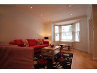 Stunning 2 bedroom flat on the lower ground floor off a converted period house in Finsbury Park.