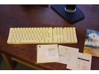 Apple Original Genuine Wireless Bluetooth Keyboard model: A1016 (Apple Part).