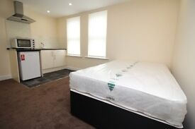 **BILLS INCLUDED**MODERN STUDIOS TO LET IN DONCASTER TOWN CENTRE, DN1!**