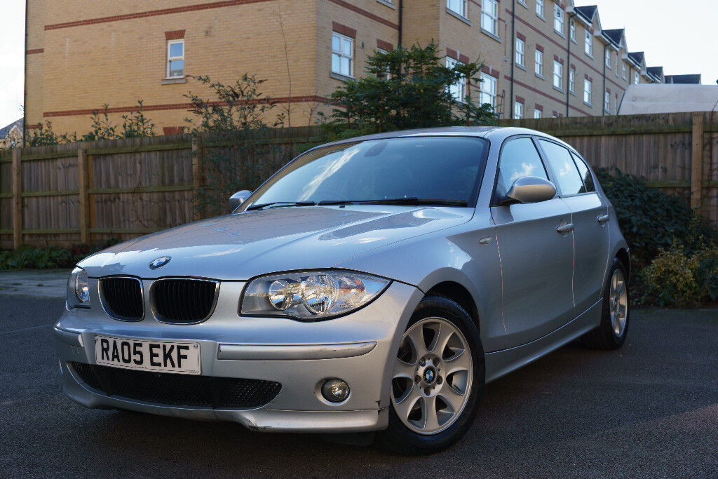 2005 BMW 120d SE - Auto - Full Service History - less than 1yr old ...