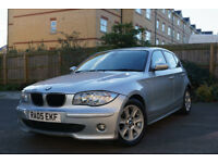 2005 BMW 120d SE - Auto - Full Service History - less than 1yr old tyres - Great condition!