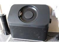Conran Audio Speaker Dock ,Bluetooth, Hi End, iPod iPhone RRP £249