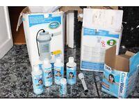 INTEX POOL HEATER & KRYSTAL CLEAR POOL FILTER PUMP