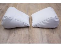 Newborn Butterfly Posing Pillows for photography, already filled, hardly used