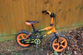 "2x Children's Bikes (14""; 4-6yrs)"