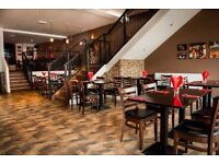 over 100 seaters restaurant and over 80 seaters shisha lounge for sale