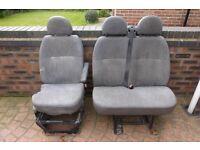 FORD TRANSIT MK 6 SEATS, £60