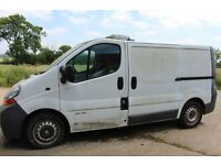 04 Renault Trafic DCi 100 Panel Van - for spares