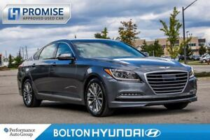 2015 Hyundai Genesis 3.8 Technology. NAVI. Leather. Panoroof. Ca