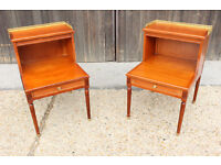 Pair of Large Bedside Tables - Occasional tables - End Tables