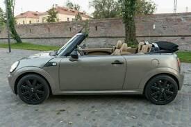 Lhd mini cooper cabrio