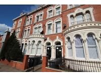 2 BEDROOM FULLY FURNISHED FLAT FOR RENT IN LE2 - LEICESTER NEXT TO LONDON ROAD AND UNIVERSITY