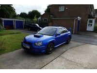 Subaru Impreza STi PPP Type UK