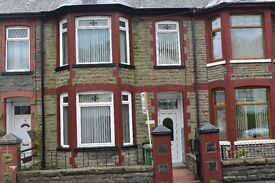 Three Bedroom House to let - Fully Refurbished - No Agency Fees - Tylcha Wen Crescent, Tonyrefail
