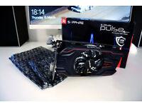 Sapphire Pulse Radeon RX 560 2GB OC Overclock graphics card AMD GPU