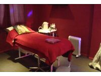 Bliss Oriental therapy massage in Chester le Street for pain relief or relaxation.