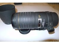 Sigma EX APO Macro HSM 180mm f/3.5 IF Lens ( Canon fit)