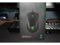 Razer Abyssus v2 Brand new,unopened,unused with original seal. Razer mouse