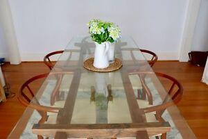 Matt Blatt Glass Dining Table North Bondi Eastern Suburbs Preview