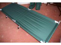 Aluminium Folding Camping Beds
