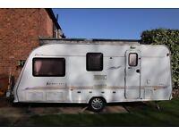 Elddis Advantage 524 Caravan