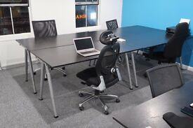 Fixed Desks for 1 or 2 People Available in Shoreditch