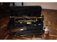 Trumpet for sale(Elkhart by Vincent Bach)