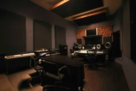NEWLY BUILT MUSIC/RECORDING/PRODUCING/REHEARSING/ STUDIOS IN CANNING TOWN/ BROMLEY-BY-BOW