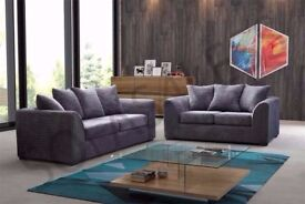 🔥🔥CHEAPEST PRICE EVER🔥🔥 BRAND New Dylan Jumbo Cord Corner or 3+2 Sofa -Left/Right Hand -SAME DAY