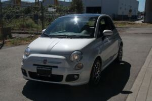 2012 Fiat 500 Coquitlam 604-298-6161 YEAR END CLEARANCE SALE!