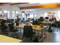 Industrial Creative Coworking Loft - London Fields - From £175pm