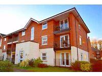A luxury, top floor, two double bedroom apartment in Heatherton Village on Badgerdale Way